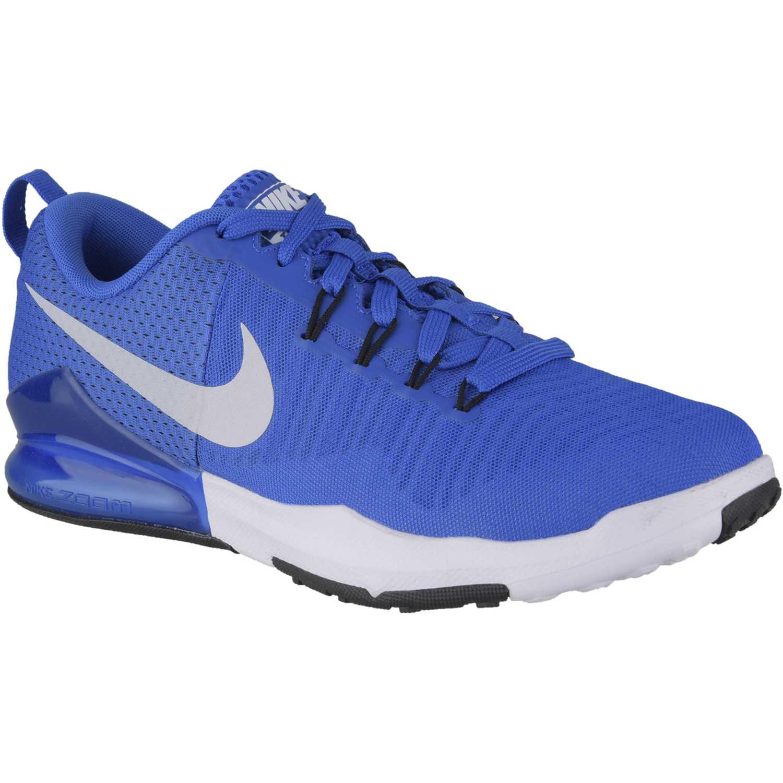 Zapatilla de Hombre Nike Negro   celeste zoom dynamic tr action ... fc3830be885e0