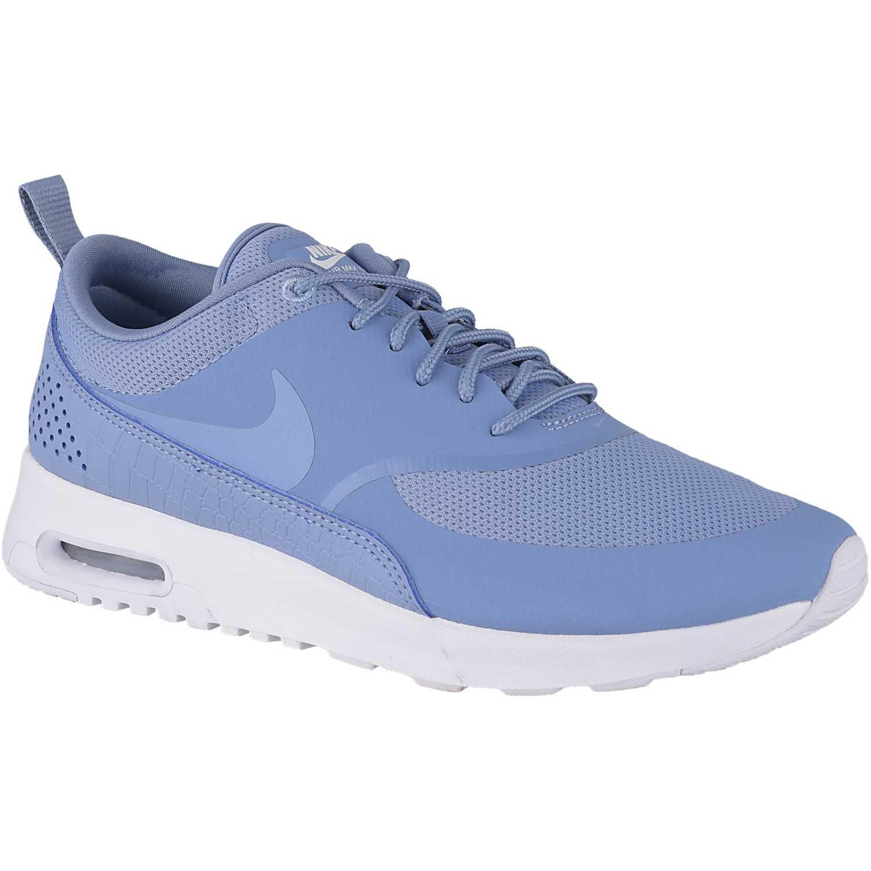 finest selection cc944 b3a82 Zapatilla de Mujer Nike Acero / blanco wmns air max thea ...