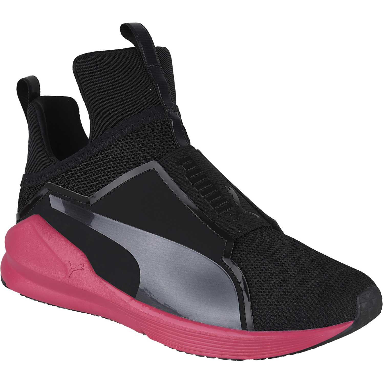 6c5e2a92 Zapatilla de Mujer Puma Negro / lila fierce core | platanitos.com