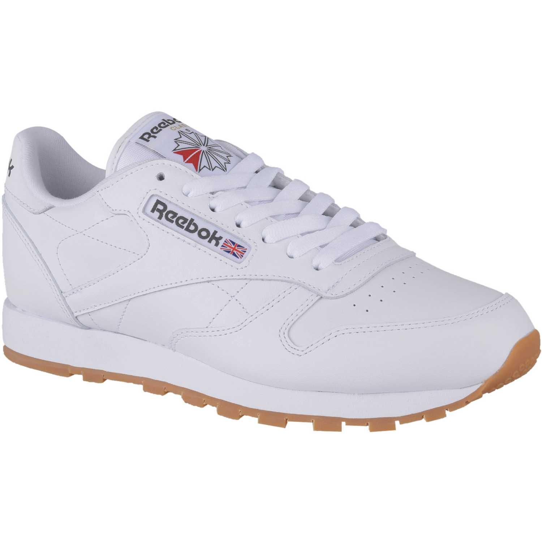14256c829d89d Zapatilla de Hombre Reebok Blanco classic leather