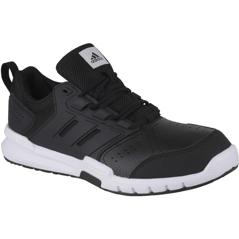 Zapatilla de Hombre Adidas Negro / blanco galaxy 4 trainer