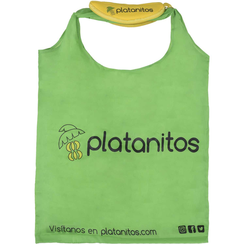 Bolso de Unisex Platanitos Verde bolsa banana