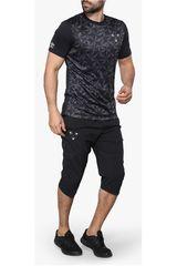 Umbro Negro de Hombre modelo VELOCITA 3/4 PANT Pantalones Deportivo