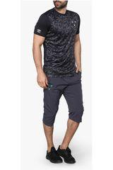 Umbro Plomo de Hombre modelo VELOCITA 3/4 PANT Pantalones Deportivo