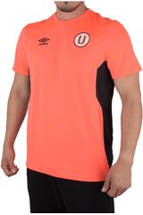 Umbro Coral de Hombre modelo UNIV TEAM TRAINING S/S JERSEY (UNIVERSITARIO) Polos Camisetas Deportivo