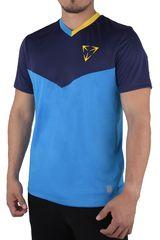 Umbro Celeste / Azul de Hombre modelo VELOCITA TRAINING JERSEY Polos Camisetas Deportivo
