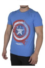 The Avengers Azul de Hombre modelo AVA-952 Casual Polos