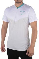 Umbro Gris / Blanco de Hombre modelo VELOCITA TRAINING JERSEY Polos Camisetas Deportivo