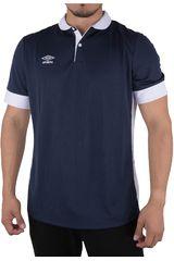 Umbro Acero de Hombre modelo NEW JERSEY 1 Deportivo Polos Camisetas