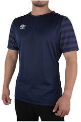 Umbro Acero de Hombre modelo SM UB AWAY JERSEY S/S Camisetas Deportivo Polos