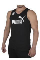 Puma Negro / Blanco de Hombre modelo ESS NO.1 TANK Bividis Deportivo