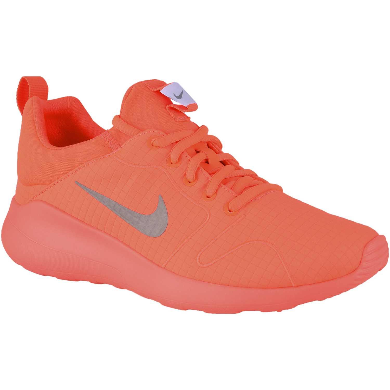 purchase cheap a52ff 6b34b Zapatilla de Mujer Nike Naranja   Gris wmns kaishi 2.0 prem