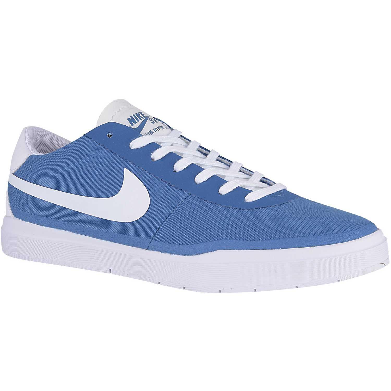 hot sale online a91d3 fee85 Zapatilla de Hombre Nike Azul  blanco sb bruin hyperfeel cnvs
