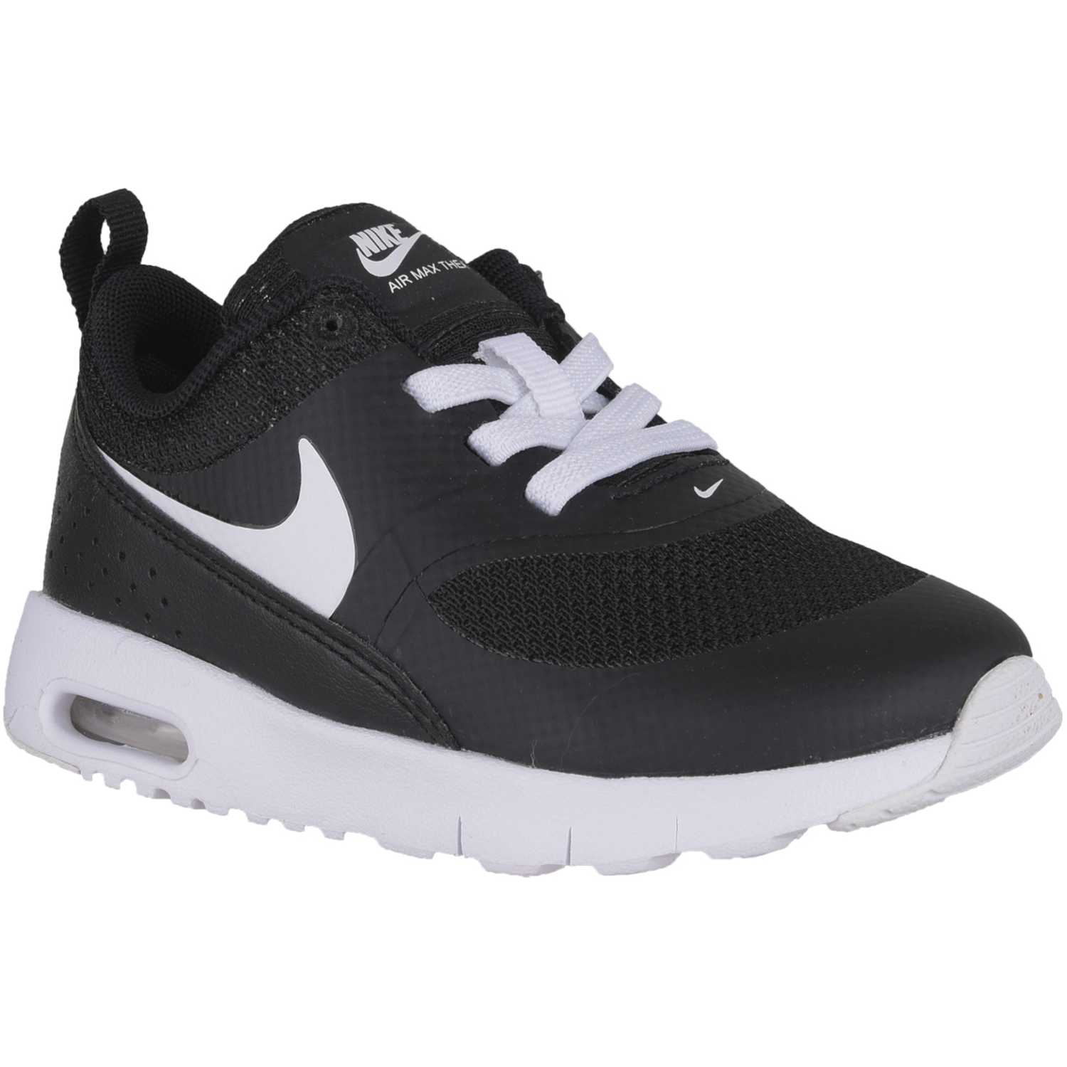 low priced fa570 b3a02 Zapatilla de Niña Nike Negro  Blanco air max thea gte
