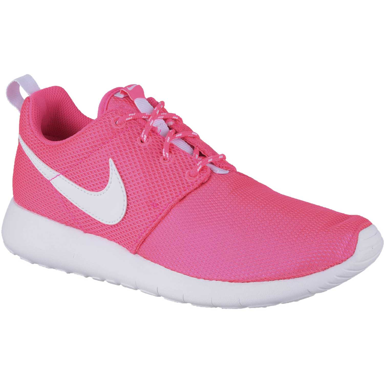 Zapatilla de Jovencita Nike Rosado / Blanco roshe one gg