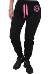 Everlast Negro de Mujer modelo SWITCH PNT Deportivo Pantalones