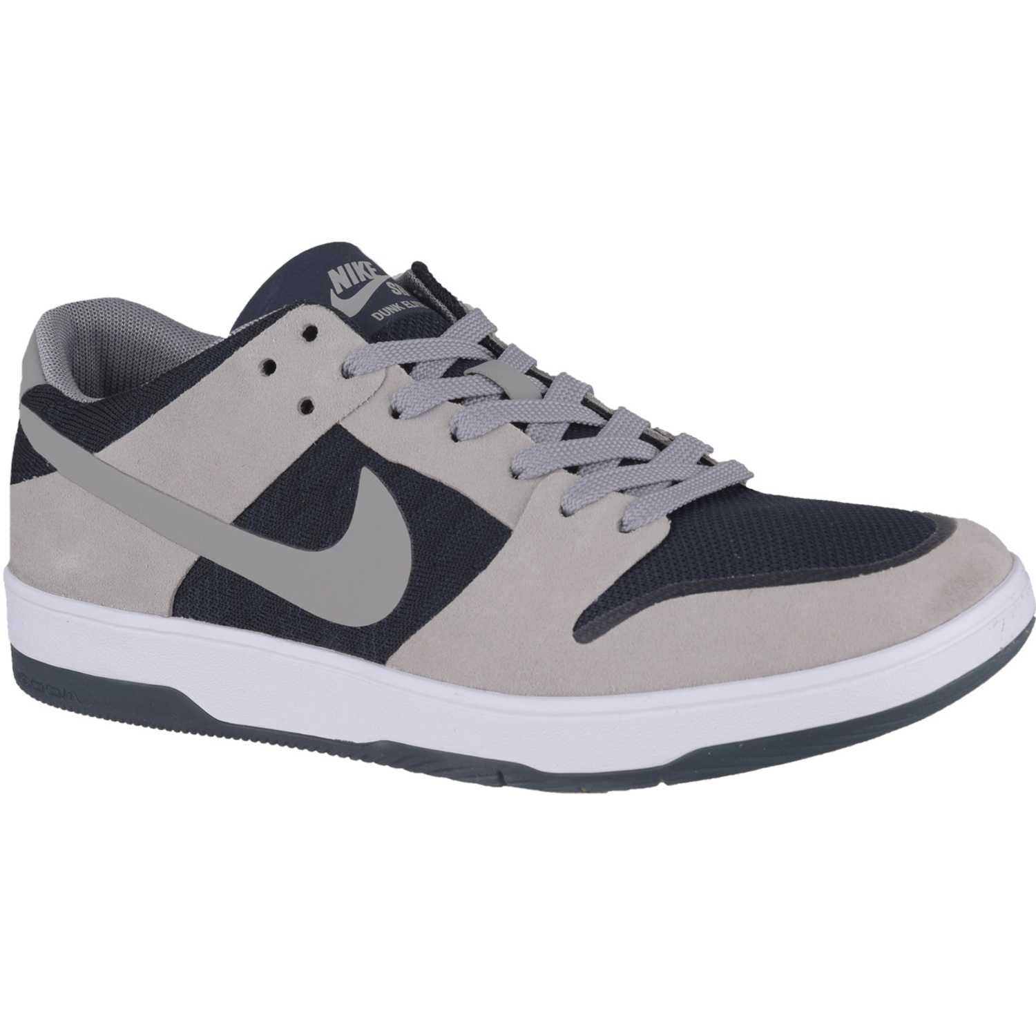 competitive price 79b86 a1015 Zapatilla de Hombre Nike Gris   negro sb zoom dunk low elite