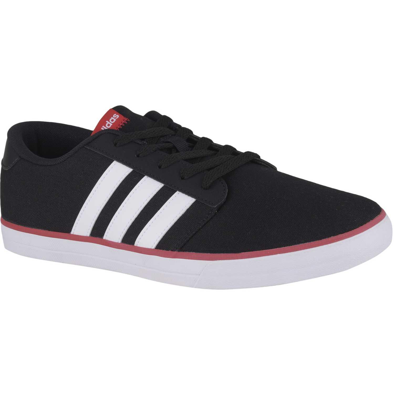 new style 20c57 f373f Zapatilla de Hombre adidas NEO Negro   Blanco vs skate