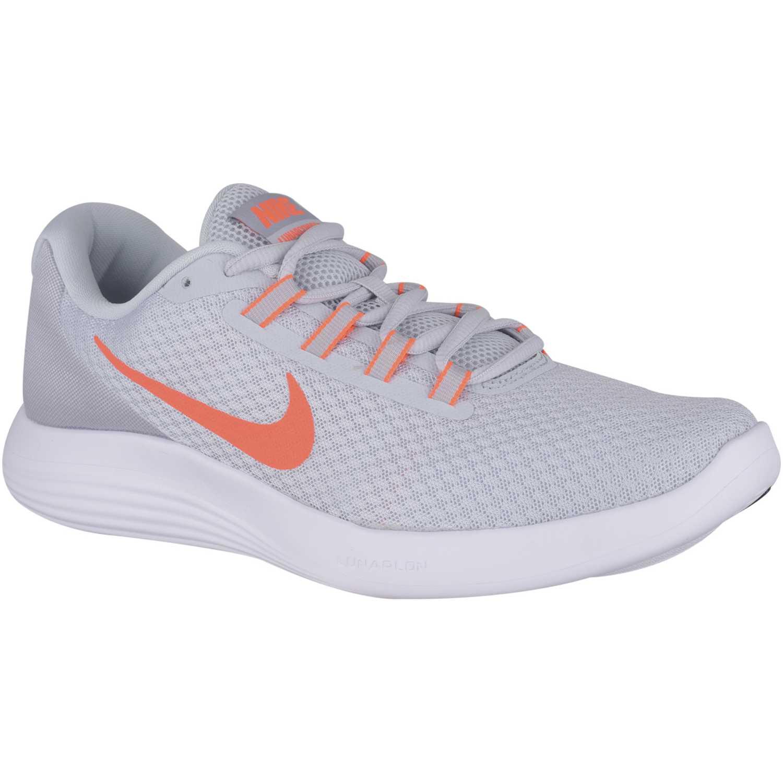 competitive price 91017 92580 Zapatilla de Hombre Nike Gris  Naranja lunarconverge