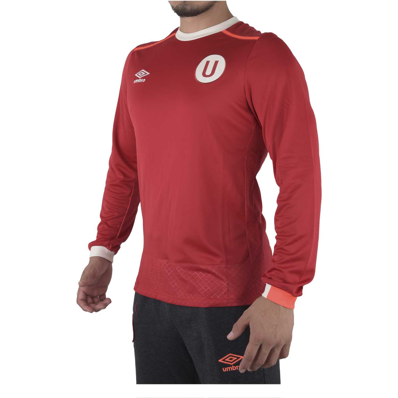 Polo de Hombre Umbro Vino univ away l/s jersey (universitario)
