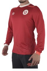 Polo de Hombre Umbro Vino UNIV AWAY L/S JERSEY (UNIVERSITARIO)