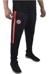 Umbro Negro / Rojo de Hombre modelo UNIV TRAINING KNIT PANT (UNIVERSITARIO) Pantalones Deportivo