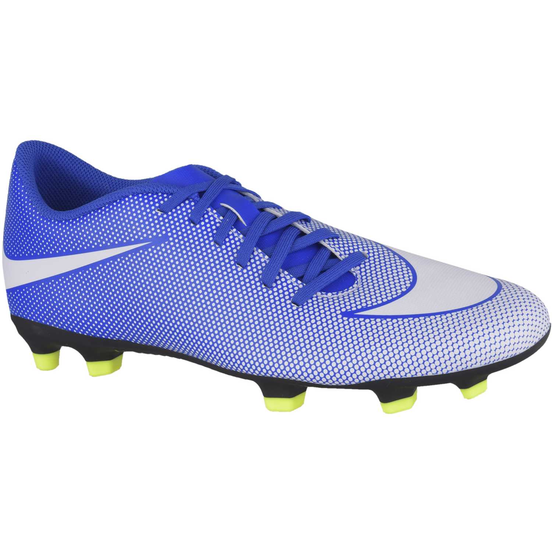 Zapatilla de Hombre Nike Azul   blanco bravata ii fg  a8c38f76aa9a2