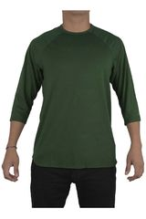 Nike Verde de Hombre modelo SB SKYLINE DFT 3/4 CREW Casual Chompas