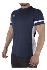 Umbro Acero de Hombre modelo NEW JERSEY 2 Camisetas Deportivo Polos