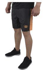 Umbro Negro / Amarillo de Hombre modelo VELOCE WOVEN SHORT Deportivo Shorts