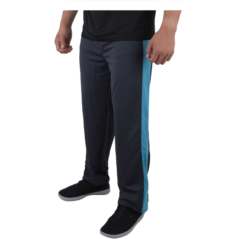 Pantalón de Hombre Everlast Azul / celeste poly ever checker