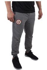 Umbro Plomo de Hombre modelo UNIVERSITARIO SWEAT PANT Pantalones Deportivo
