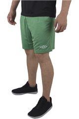 Umbro Verde de Hombre modelo LEAGUE SHORT NJ Deportivo Shorts