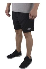 Umbro Negro de Hombre modelo LEAGUE SHORT NJ Deportivo Shorts