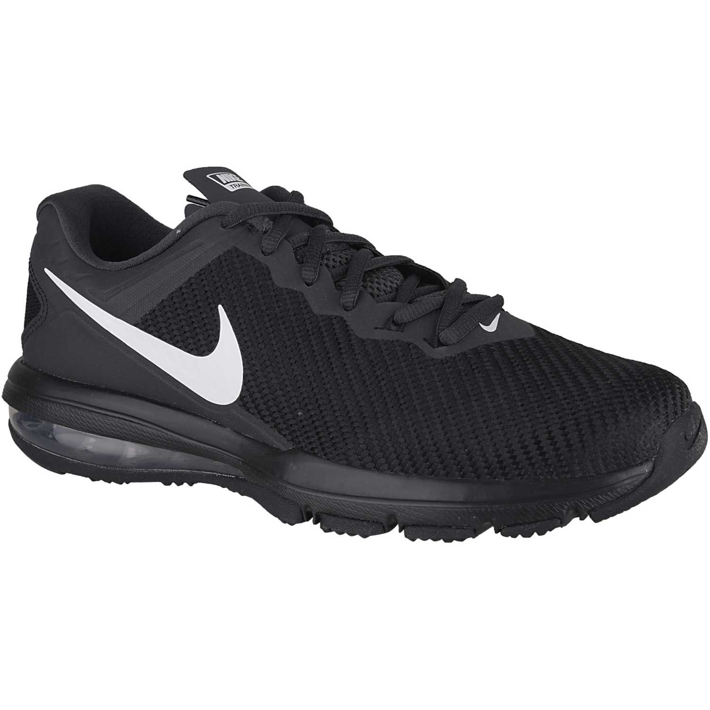 online store 3e641 25d95 Zapatilla de Hombre Nike Negro   Blanco air max full ride tr 1.5