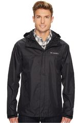 Casaca de Hombre Columbia Negro WATERTIGHT II JACKET