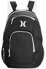 Hurley Negro / Blanco de Hombre modelo ONE AND ONLY BACKPACK Mochilas