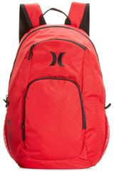 Hurley Rojo / Negro de Hombre modelo ONE AND ONLY BACKPACK Mochilas