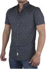 Camisa de Hombre Strata Acero PHOENIX
