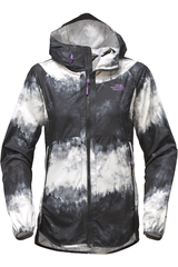 The North Face Blanco / Negro de Mujer modelo W FLYWEIGHT HOODIE Casual Casacas