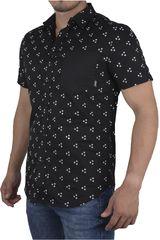 Strata Negro de Hombre modelo SHIRT THEORY Casual Camisas