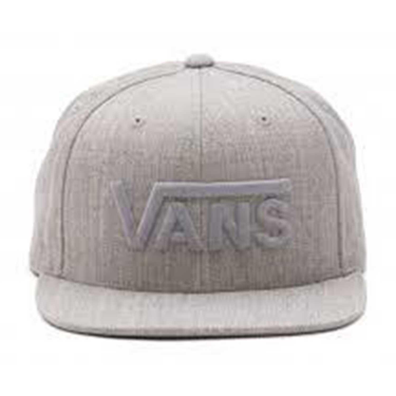 Gorro de Hombre Vans Gris drop v snapback hat  79e5f67d9c5