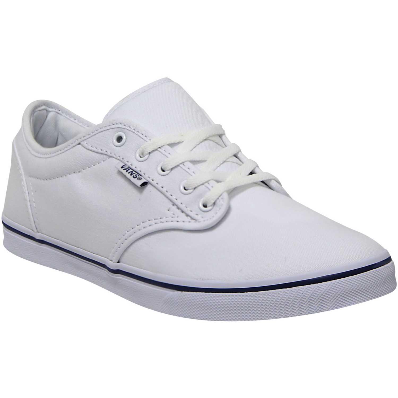 Zapatilla de Mujer Vans Blanco atwood low  8369477c8bd