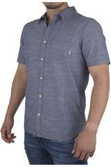 Camisa de Hombre Vans Acero NORWALK