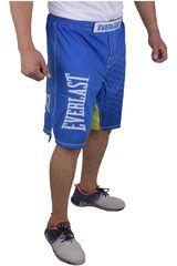 Everlast Azul de Hombre modelo MMA SH Shorts Deportivo