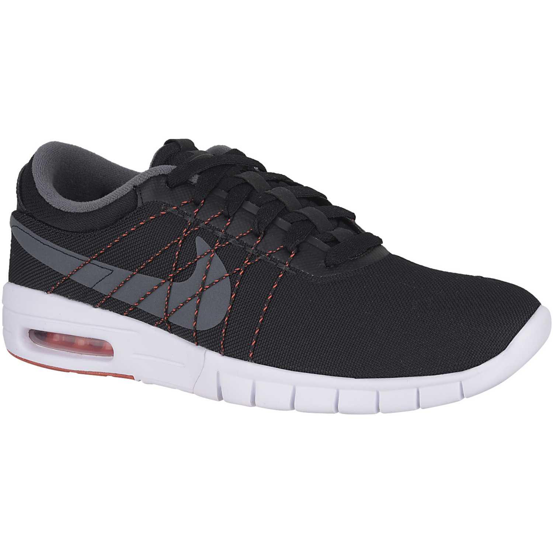 Zapatilla de Hombre Nike Negro / blanco sb koston max