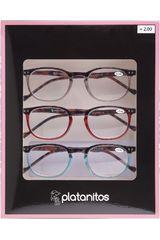 Platanitos Varios de Mujer modelo RP-S4026D(+2.00) Lentes Set