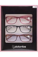 Platanitos Varios de Mujer modelo RP-S4217C Set Lentes