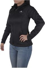 Casaca de Mujer The North Face Negro W AGAVE FULL ZIP