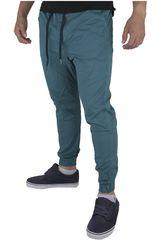 Strata Celeste de Hombre modelo JOGGER TEAL Pantalones Casual